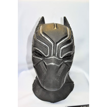 Mascara De La Pantera Negra Para Niños