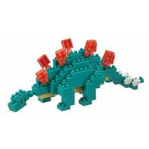 Nanoblocks - Dinosaurios Nbc-113 - Dinosaurio Stegosaurios