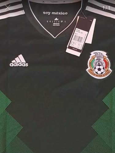 Playera México Selección Mexicana Mundial 2018 -   750 en Melinterest 0d456205b42