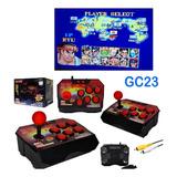 Mini Consola Videojuego Retro Gamer 145 Juegos Arcade