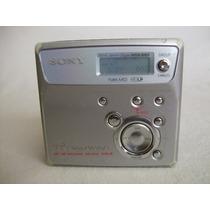 Mini Disc Sony Mz-n505 Tipo R Walkman Reproductor Y Grabador