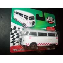 Gcg Combi Vw Blanca Taxi Mania Mexico Retro