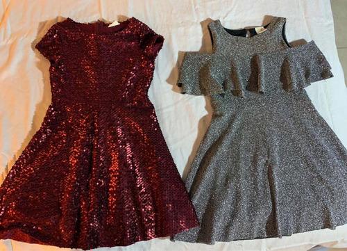 precio bajo disfruta del precio inferior acogedor fresco 2 Hermosos Vestidos De Fiesta Zara Para Niña Talla 8 en ...