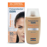 Isdin Fotoprotector Fusion Water Color Fps 50+toqueseco 50ml