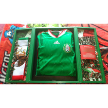 Jersey Techfit Edicion Especial De Coleccion Mexico Adidas