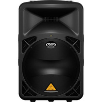Bafle Behringer B615d 1,500 Watts Amplificado Activo Altavoz