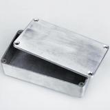 1590b Estilo Efectos Pedal De Aluminio Estomp Caja Caja De C