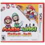 Mario & Luigi Paper Jam - 3ds, New 3ds, 2ds [f�sico] Fgk