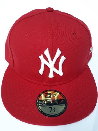 online retailer a0fea 40332 Gorra New York Yankees Roja New Era Original Varias Medidas en venta en  Arandas Centro Arandas Jalisco por sólo   799,00 - CompraMais.net Mexico