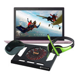 Laptop Lenovo Ideapad 330 I3 8130u 1tb 4gb 15.6+kit - Morado