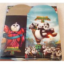 Kung Fu Panda 3 La Película 50 Cajas Dulceras Fiesta
