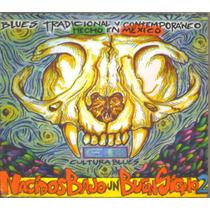 Nacidos Bajo Un Buen Signo - 2 ( Blues Mexicano ) Cd Rock