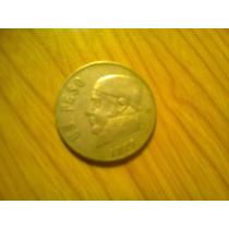 Moneda De 1 Peso1975 (j.maria Morelos) Coleccionistas