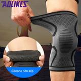 1 Par Knee Rodillea Sleeves 2.0 Antislip Correr Gym Fitness