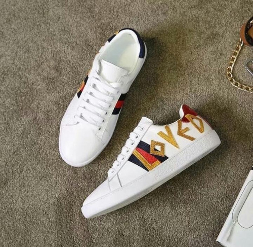 Tenis Gucci Loved Ace -   4500 en Melinterest 095dd9fab4c