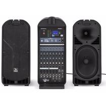 Sistema De Audio Portatil Proel Modelo Freepack812