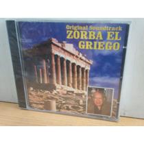 Zorba El Griego. O.s.t.. Cd.