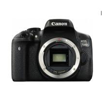 Camara Reflex Digital Eos 750d Body Canon