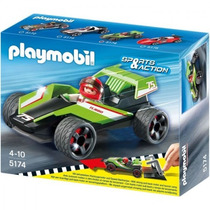 Playmobil 5174 Futura Racer Envio Gratis