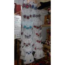 Vestidos Manta Niña Bordados A Mano En San Cristobal-chiapas
