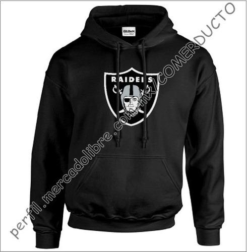 nueva productos 3aa28 28f0b Sudadera Raiders De Oakland Sudadera Oakland Raiders Prc en ...