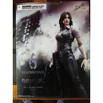 Helena Harper Resident Evil 6 Play Arts Kai