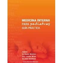 Medicina Interna Para Pediatras Libro En Pdf