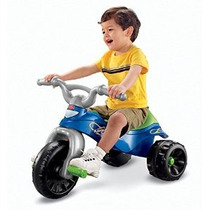 Fisher-price Kawasaki Trike Tough