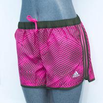 Short Adidas Para Mujer Nuevo M10 Sho Ene Para El Gym-correr