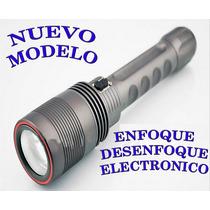 Linterna 2000 Lumens 5 Modos T-6 Electronica