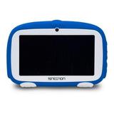 Tablet Necnon M002n-3t 7  16gb Azul Con Memoria Ram 1gb