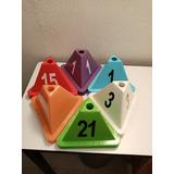 Pirámide, Cono, Torre, De Control Vehicular, Producción,