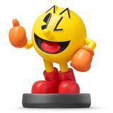 Figura Amiibo Nintendo - Pac Man - Super Smash Bros Ultimate