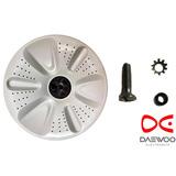 Agitador Propela Disco Con Tornillo Lavadora Daewoo Original