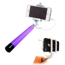 Baston Selfie Monopod Para Iphone Galaxy Moto G M4 S4 S5 S6