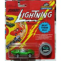 Johnny Lightning Custom Turbine Limited Edition