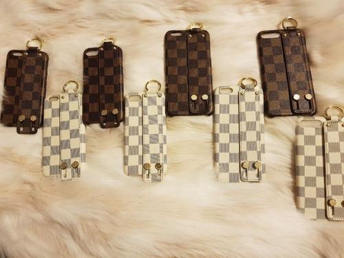0c96431da6c Excelente Funda Louis Vuitton Para iPhone Todos Los Modelos