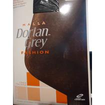 Malla Pantimedia Dorian Grey Línea Italiana Mod Grazia