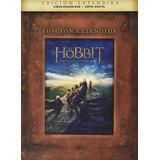 El Hobbit Un Viaje Inesperado Extendida Pelicula Dvd