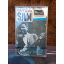 Magic Sam. Easy Baby. Cassette.