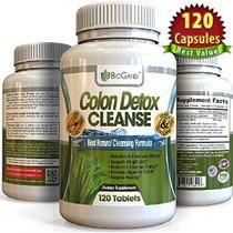 Mejor Todo Colón Pure Natural Detox Cleanse (120 Tabletas) *