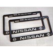Porta Placa Para Autos Y Camionetas Nissan Datsun