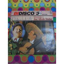 Pedro Infante Y Jose Alfredo Jimenez Lp Album Doble 1984
