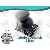 Modulo Joystick Para Arduino Dos Ejes