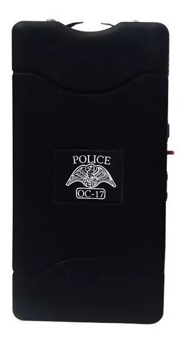 Stun Gun Paralizador Chicharra Toques Police 300 Mil Volts