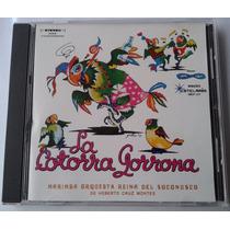 Marimba Orquesta Reina Del Soconusco La Cotorra Gorrona 1992