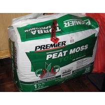 Abono Premier Sphagnum Peat Moss Tourbe Producto Canadiense
