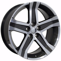 Rines Dodge Ram 1500 Color Gunmetal 22x9