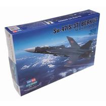 Modelo Plano - Su-47 (s-37) Berkut 1:72 Hobbyboss Plástico
