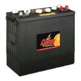Bateria Ciclo Profundo Crown 12v 215ah Cr215